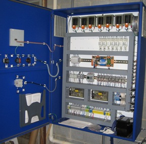 Automation Control Panel
